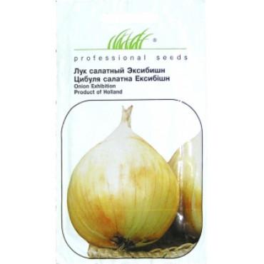 Цибуля Ексібішен салатна, 100 шт