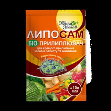 ЛИПОСАМ® для лучшего прилипания средств питания и защиты растений, 8 мл