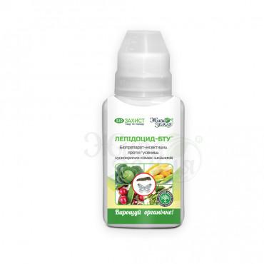 ЛЕПІДОЦИД® - БТУ-р для захисту рослин від шкідників (лускокрилих комах), 125мл