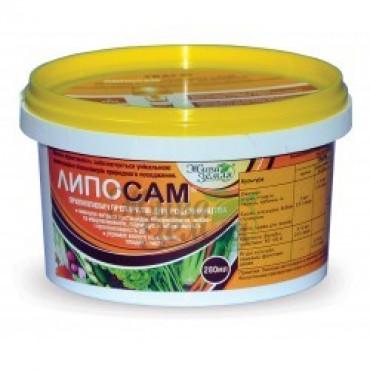 ЛИПОСАМ® для лучшего прилипания средств питания и защиты растений, 280 мл