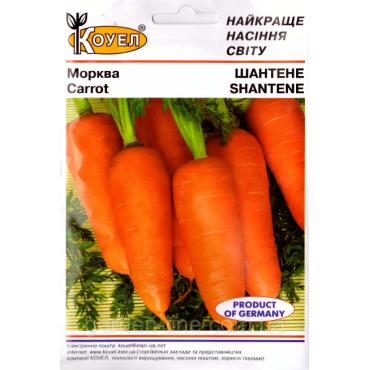 Насіння Коуел Морква Шантане , 10 г